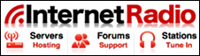 internet radio badge