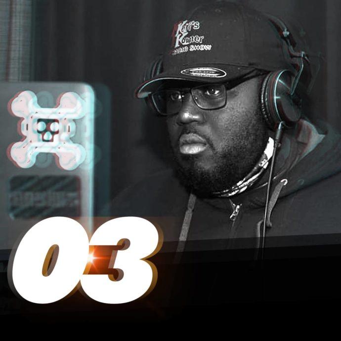 DJ Andre Jones Dilemaradio Hip Hop Show Vol. 3