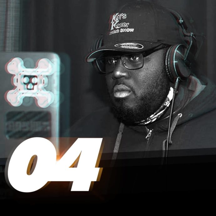 DJ Andre Jones Dilemaradio Hip Hop Show Vol. 4