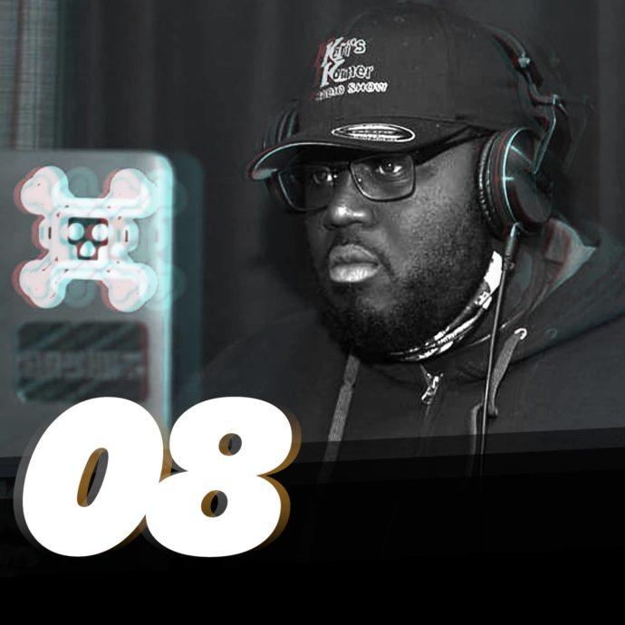 DJ Andre Jones Hip Hop Show Vol. 8