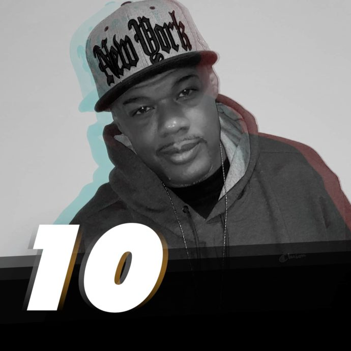 Dj Soundz Hip Hop Show Vol. 10