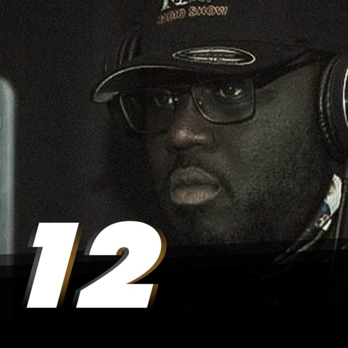 Andre Jones - Hip Hop Show Vol. 12