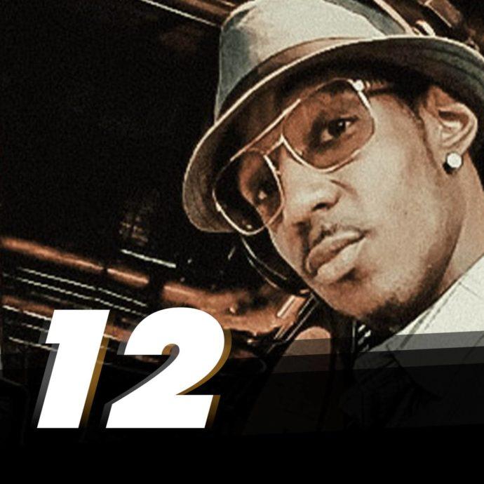 DJ Mr Phantastik - Hip Hop Show Vol. 12