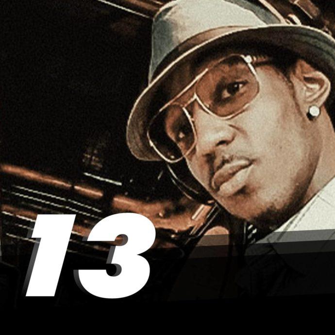 DJ Mr Phantastik Hip Hop Show Vol. 13