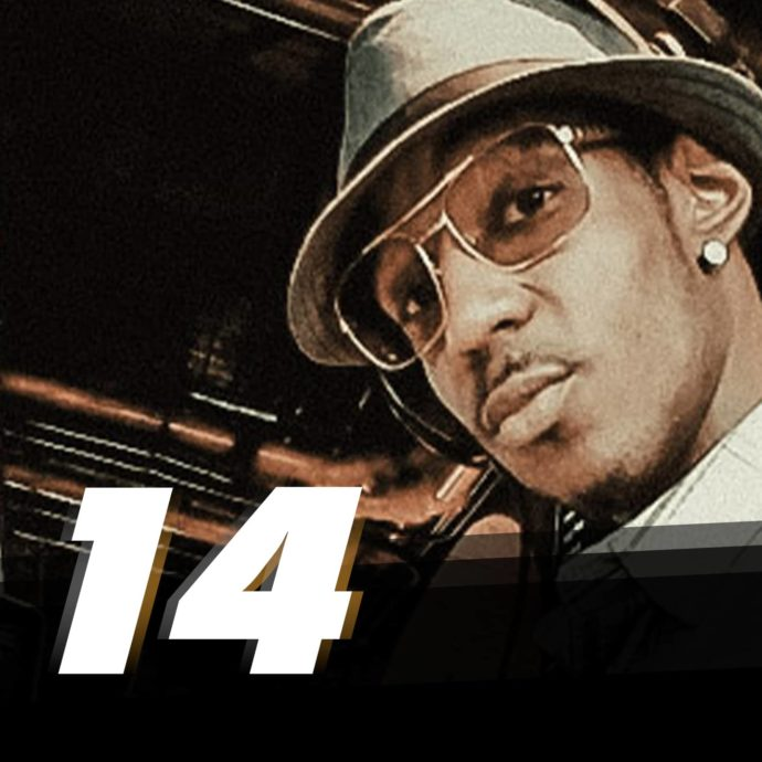 dj mr phantastik hip hop show vol 14