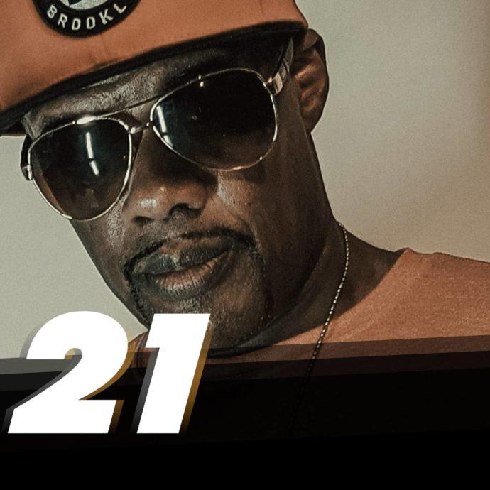 DJ Soundz Hip Hop Show Vol. 21 min