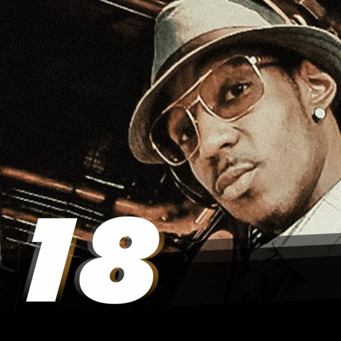 dj mr phantastik hip hop show vol 18