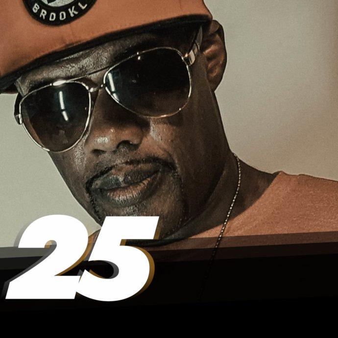 DJ Soundz - Hip Hop Show Vol. 25